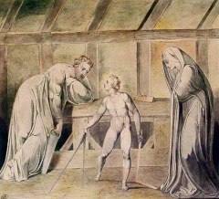 GR004 - William Blake - 1757-1827 - Christ in the Carpenter's Shop - ca 1803-5 (1)