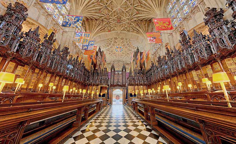 Kapel St George