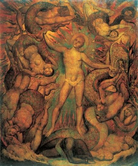 william blake spiritual nelson leviathan