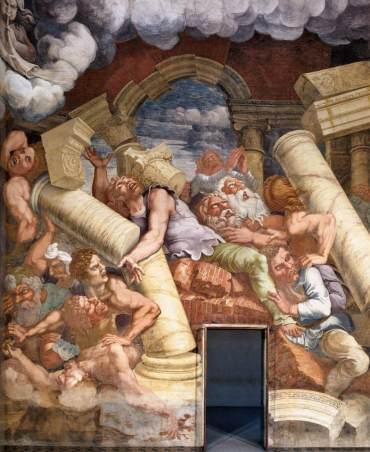 15900874280_7beb205bdb_b-Fall of the Giants from Mount Olympus. Palazzo del Te. Mantua