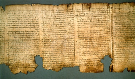 Word Up- 21-The Great Isaiah Scroll is the largest (734 cm) and best preserved of all biblical scrolls, and the only one that is almost complete. (1)