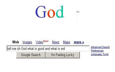 god-as-searchengine