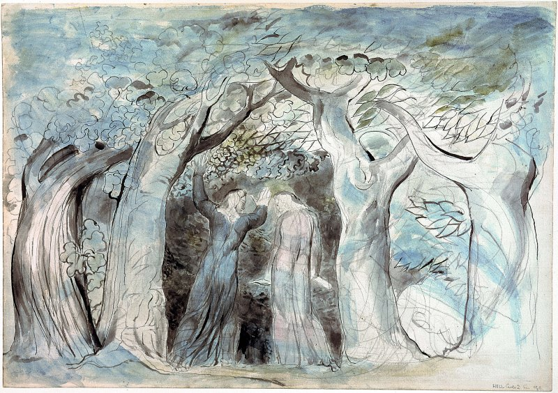 Illustrations_to_Dante's_Divine_Comedy_object_3_Butlin_812-2_Dante_and_Virgil_Penetrating_the_Forest