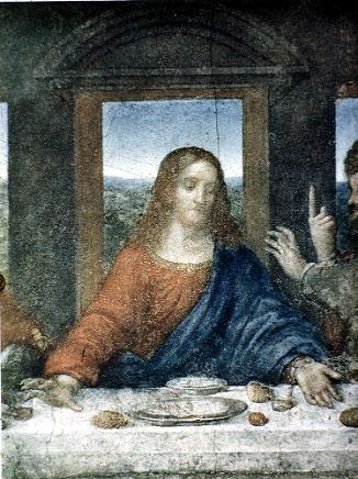 Leonardo_LastSupper_Christ