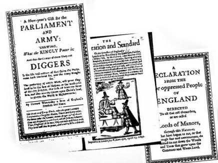 Levellers-Pamphlets-Levellers and Diggers