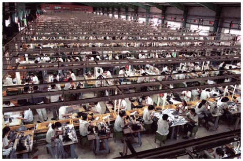 tumblr_n4xuye4MTt1tadi37o1_1280-65 hours a week for $1.25:day-nike sweatshops