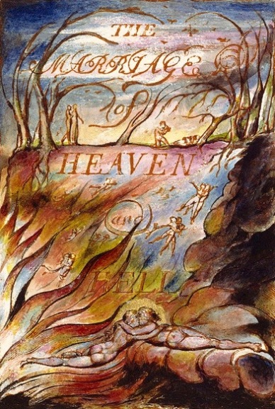 The Marriage of Heaven and Hell W. Blake (1)