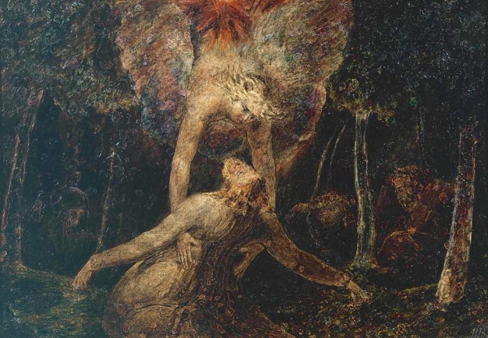 The Agony in the Garden circa 1799-1800 William Blake 1757-1827 Presented by the executors of W. Graham Robertson through the Art Fund 1949 http://www.tate.org.uk/art/work/N05894